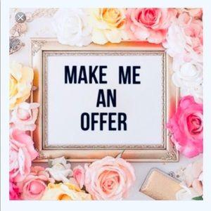 Other - Make an offer!!!